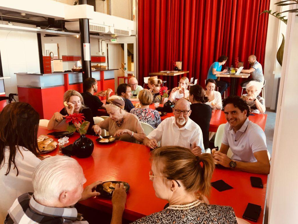 NLvoorelkaar lunch 1
