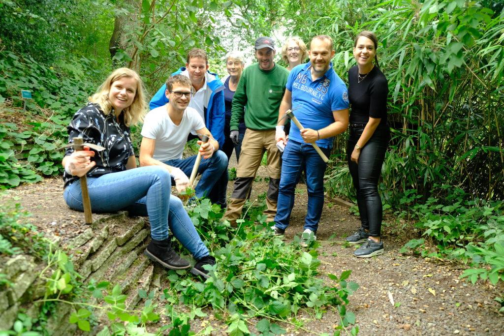 Good Days- Adviesbureau Veiligheid en Handhaving - Botanische tuinen (20)