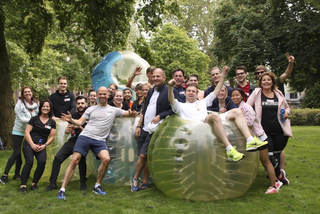 Good Days - Bubbble voetbal Hotel de Keyser (38)