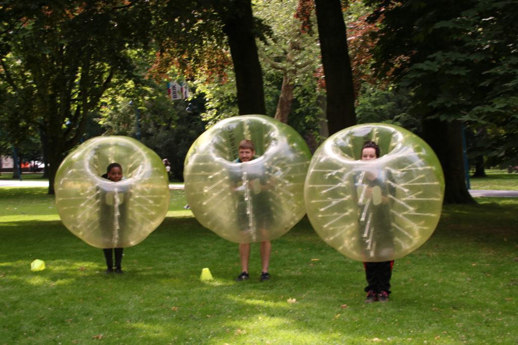 Good Days - Bubble voetbal Hotel de Keyser (13)