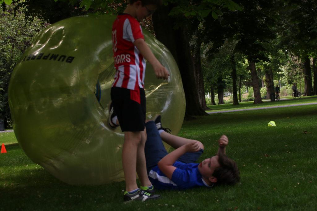 Good Days - Bubble voetbal Hotel de Keyser (18)