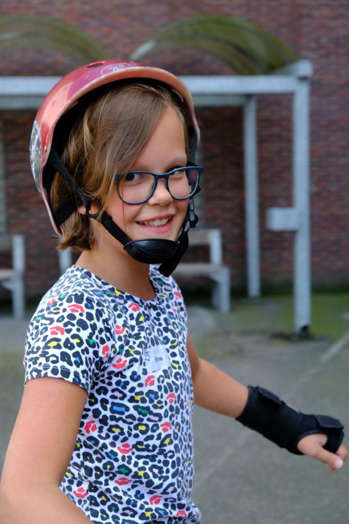 Good Days impact day Dr. de Visserschool en Rietvink Ride Along skate clinic (5)