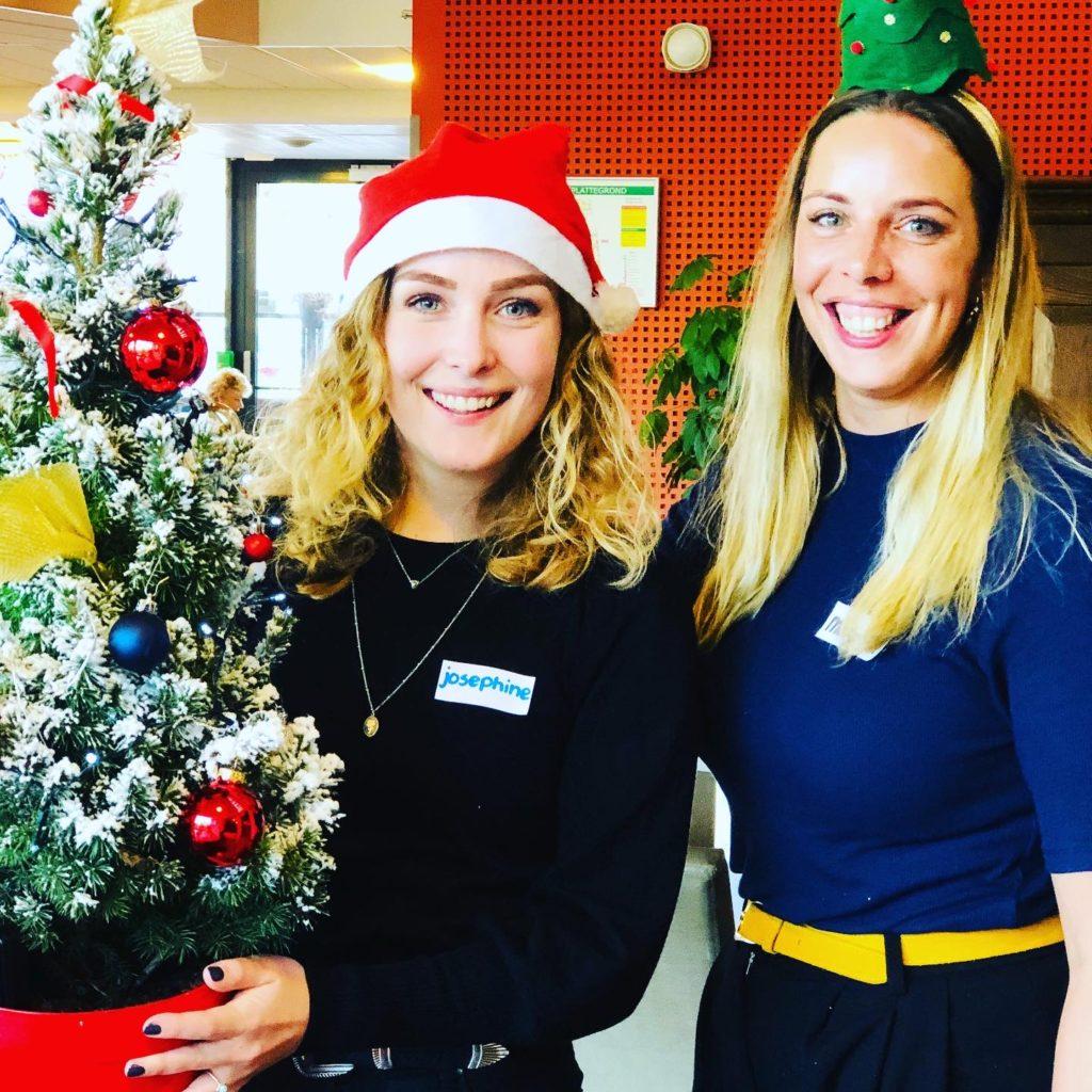 Good Days -stichd kerstboompjes bij Noorderkroon (25)